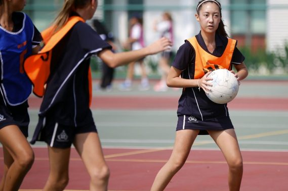 The Straits Senior Netball U14, U16, U18