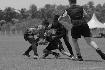 The Straits Rugby 7s Trophy U12 & U14