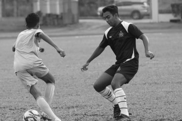 The Straits Football U16 U18 Trophy