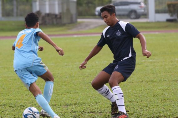 Straits Football <br> U11, U13, U15 & U18<br>19th October 2019