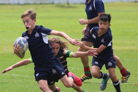 Straits Rugby 7's <br> U12, U13 & U14 <br> 16 November 2019