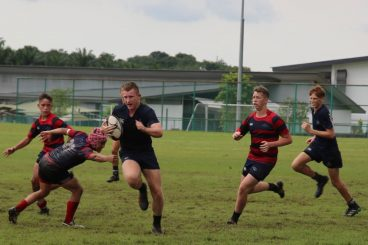 Straits Rugby 7's <br> U16 & U18 <br> 7th December 2019
